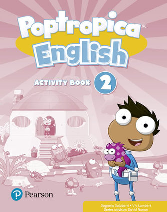 Poptropica English Level 2 Activity Book - Salaberri Sagrario