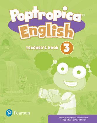 Poptropica English Level 3 Teacher´s Book and Online Game Pack - Salaberri Sagrario