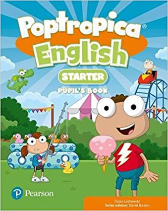 Poptropica English Starter Pupil´s Book and Online Game Access Card Pack - Tessa Lochowski