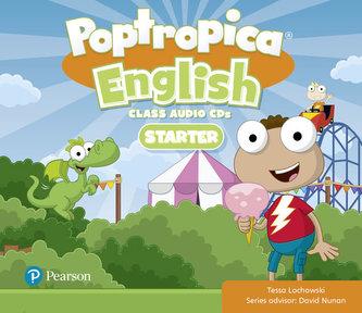 Poptropica English Starter Audio CD - Tessa Lochowski