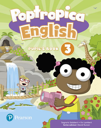 Poptropica English Level 3 Pupil´s Book and Online Game Access Card Pack - Salaberri Sagrario