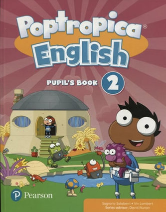 Poptropica English Level 2 Pupil´s Book and Online Game Access Card Pack - Salaberri Sagrario