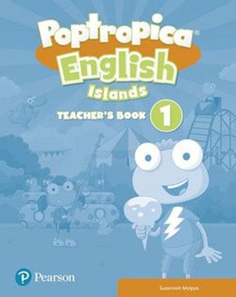 Poptropica English Level 1 Teacher´s Book and Online Game Access Card Pack - Linnette Ansel Erocak, Regina Raczyńska