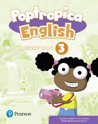 Poptropica English Level 3 Activity Book - Salaberri Sagrario