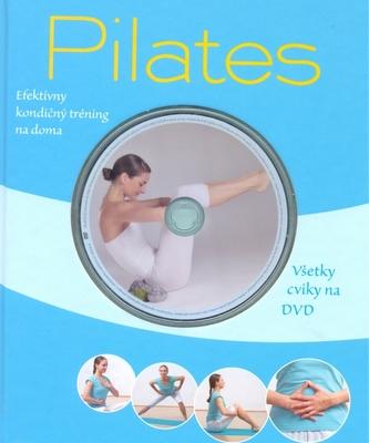 Pilates - Všetky cviky na DVD - Traczinskiu, Robert S. Polster Christa G.