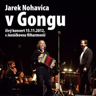 Jaromír Nohavica - V Gongu - CD/DVD - Nohavica Jarek
