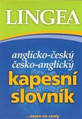 Anglicko-český česko-anglický kapesní slovník + CD