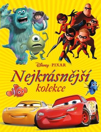 Disney Pixar - Nejkrásnější kolekce - kolektiv