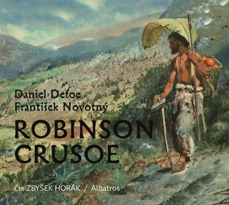 Robinson Crusoe (audiokniha pro děti) - Defoe Daniel