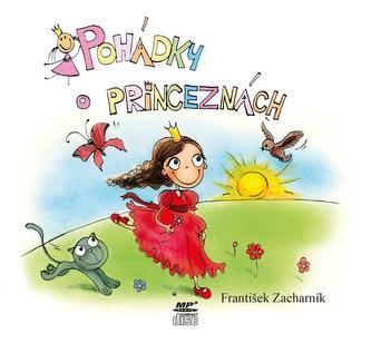 Pohádky o princeznách (audiokniha pro děti) - CPRESS