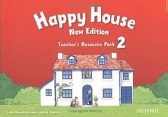 Happy House New Ed 2 Teacher´s Resource Pack - Maidment Stella