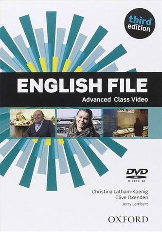 English File Third Edition Advanced Class DVD - Christina Latham-Koenig