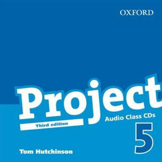 Project the Third Edition 5: Class Audio CDs /3/ - Tom Hutchinson