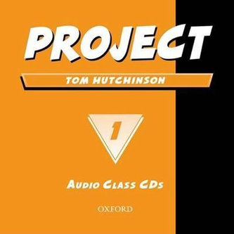 Project 1: Class Audio CDs /2/ - Tom Hutchinson