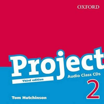 Project the Third Edition 2 Class Audio CDs /2/ - Tom Hutchinson