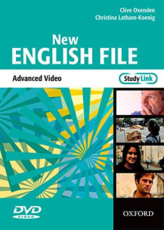 New English File Advanced Video DVD - Oxenden Clive