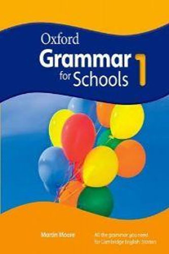 Oxford discover grammar 1 student s book sleviste oxford grammar for schools 1 students book and dvd rom fandeluxe Image collections