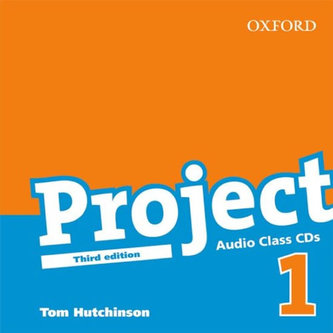 Project the Third Edition 1 Class Audio CDs /2/ - Tom Hutchinson