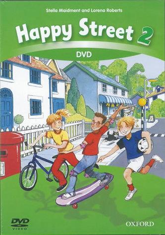 Happy Street 2: DVD (3rd Edition) - Maidment Stella