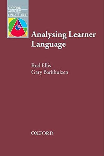 Analysing Learner Language - Ellis, Rod