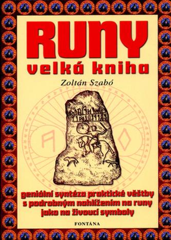 Runy Velká kniha - Zoltán Szabó