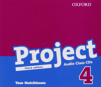 Project the Third Edition 4 Class Audio CDs /3/ - Tom Hutchinson