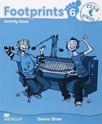 Footprints Level 6: Activity Book - Shaw Donna