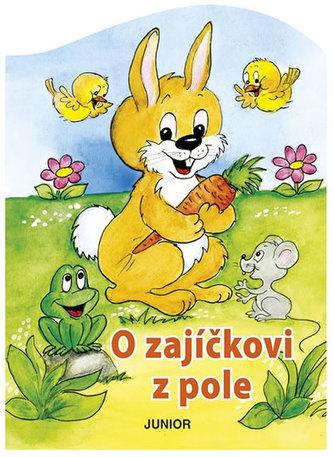 O zajíčkovi z pole - leporelo - Zuzana Pospíšilová