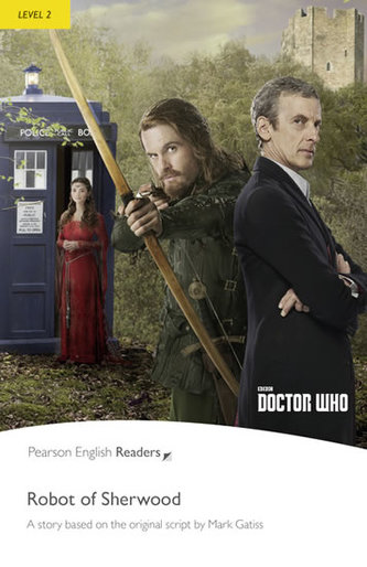 PER | Level 2: Dr. Who - The Robot of Sherwood + MP3 Pack - Mark Gatiss