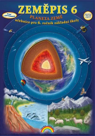 Zeměpis 6 - Planeta Země - učebnice pro 6. ročník ZŠ - Chalupa Petr a kolektiv