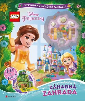 LEGO® Disney Princezny: Záhadná zahrada - kolektiv