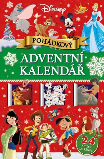 Disney Pohádkový adventní kalendář - kolektiv