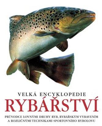 Velká encyklopedie rybářství - neuveden