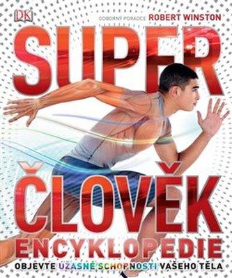 Super člověk - Encyklopedie - Winston Robert