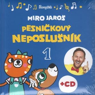 Pesničkový neposlušník, 2. vydanie - Miro Jaroš