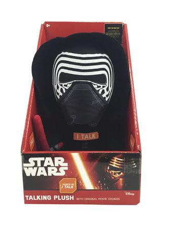 Star Wars VII: Kylo Ren/Mluvící plyšová hračka 22 cm - neuveden