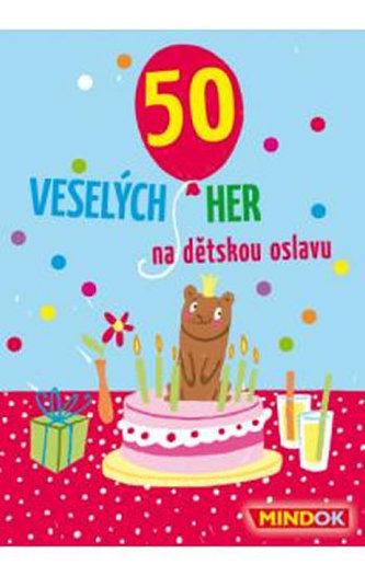 Mindok - 50 her na dětskou oslavu