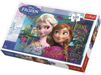 Matyska a.s. - Puzzle Ledové království Anna a Elsa