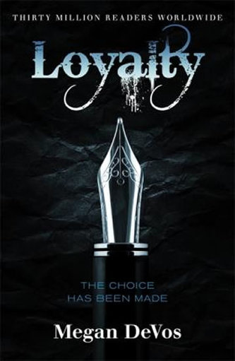 Loyalty : Book 2 in the Anarchy series - Devos Megan