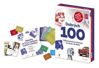 Dobrých 100 – Zábavné vědomostní hry s kartami - Nina Rutová
