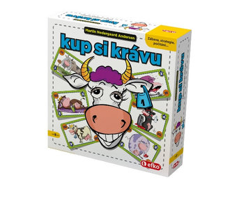 EFKO - Kup si krávu - společenská hra
