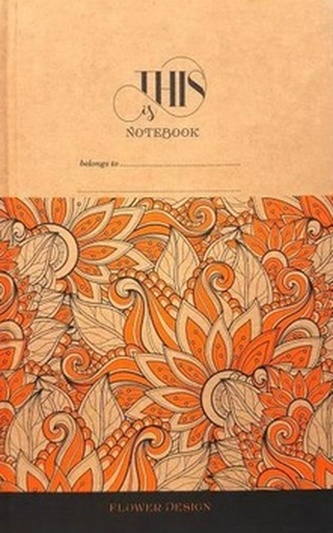 Ditipo a.s. - Zápisník Kraft B6 nelinkovaný