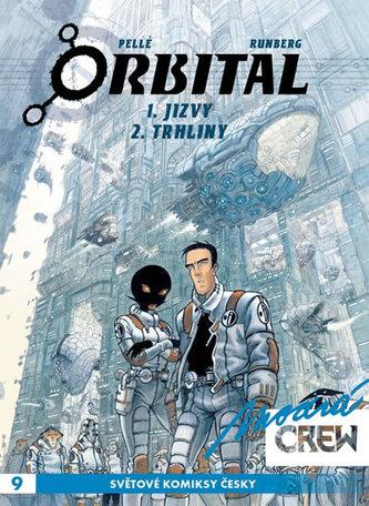 Modrá CREW 9 - Orbital 1 A 2 - Pellé, Serge