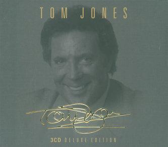 Tom Jones De luxe edition - 3 CD - neuveden