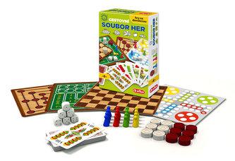 Cestovní soubor her - Hry na dovolenou - EFKO