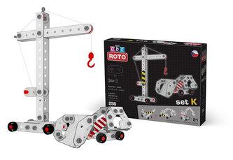 ROTO ABC - Stroje, set K - neuveden
