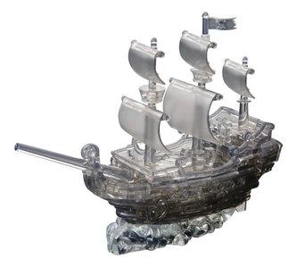 HCM Kinzel - Pirátská loď: 3D Crystal puzzle 101 dílků