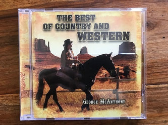 Kap-CO Pavel Kapusta - The Best Of Country And Western - CD
