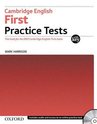 Cambridge English First - Practice Tests - Náhled učebnice