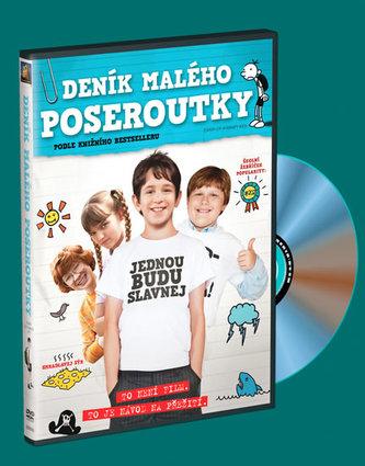 Deník malého poseroutky DVD - Bontonfilm